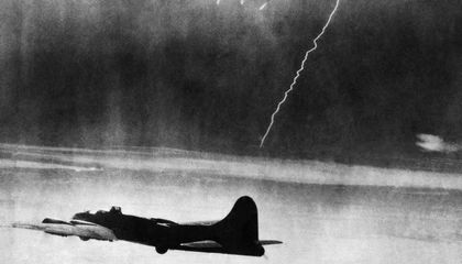 Did a B-24 Really Shoot Down a V-2 Rocket in 1944?