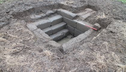 """A """"Cursed"""" English Well Has Been Rediscovered"""