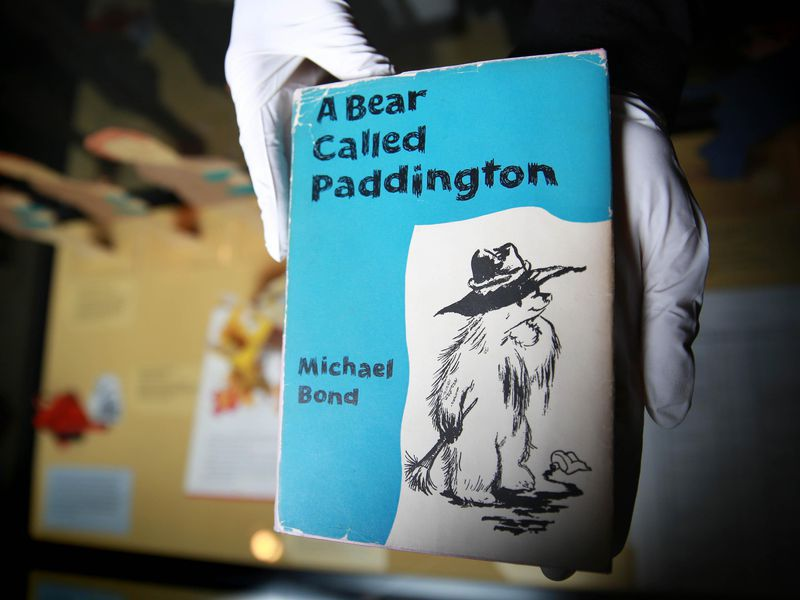Celebrating the much-loved Paddington Bear