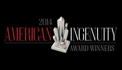 The 2014 Smithsonian American Ingenuity Award Winners