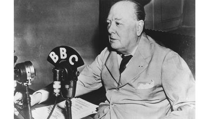 The Illustrious History of Misquoting Winston Churchill