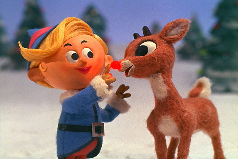 the magical animation of rudolph the red nosed reindeer innovation smithsonian magazine rudolph the red nosed reindeer