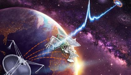 Mysterious Fast Radio Bursts Traced to Dwarf Galaxy in the Auriga Constellation