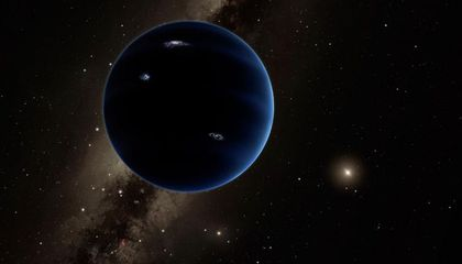 Evidence Stacks Up for a Planet Beyond Pluto
