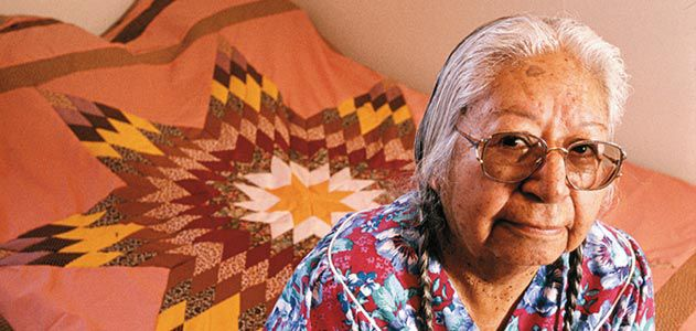 A Spectacular Collection of Native American Quilts | Arts ... : native american quilt - Adamdwight.com