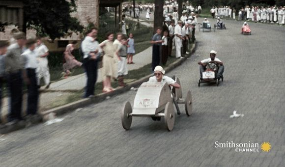Preview thumbnail for video'How Soap Box Racing Became a National Craze