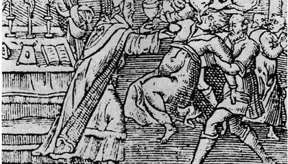 Johannes Kepler Defended His Mother in a Witchcraft Trial