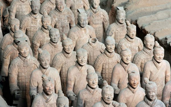 China plans to reveal more terra cotta warriors