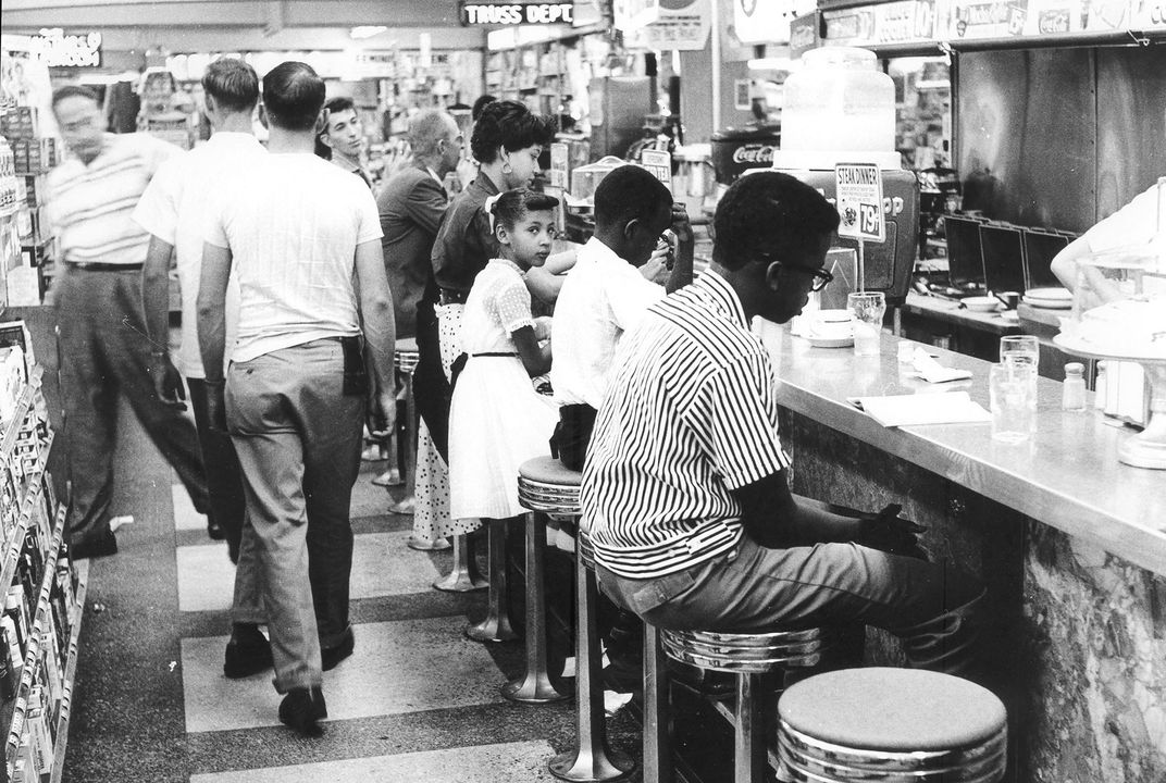 sit ins One of the original four who took part in the woolworth sit-ins a greensboro native, he graduated from dudley high school and received a bs in sociology from north carolina a&t state university in 1963.