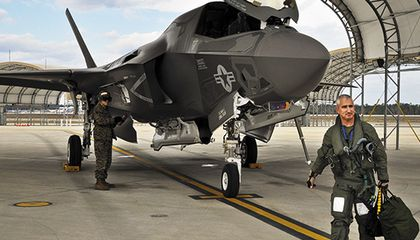 The Making of a Joint Strike Fighter Pilot