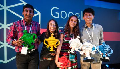 Google Thinks These 18 Teenagers Will Change the World
