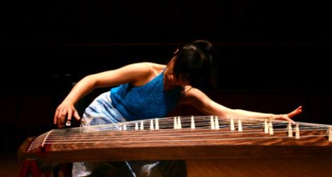 Come hear Yumi Kurosawa play the koto, a traditional Japanese stringed instrument.
