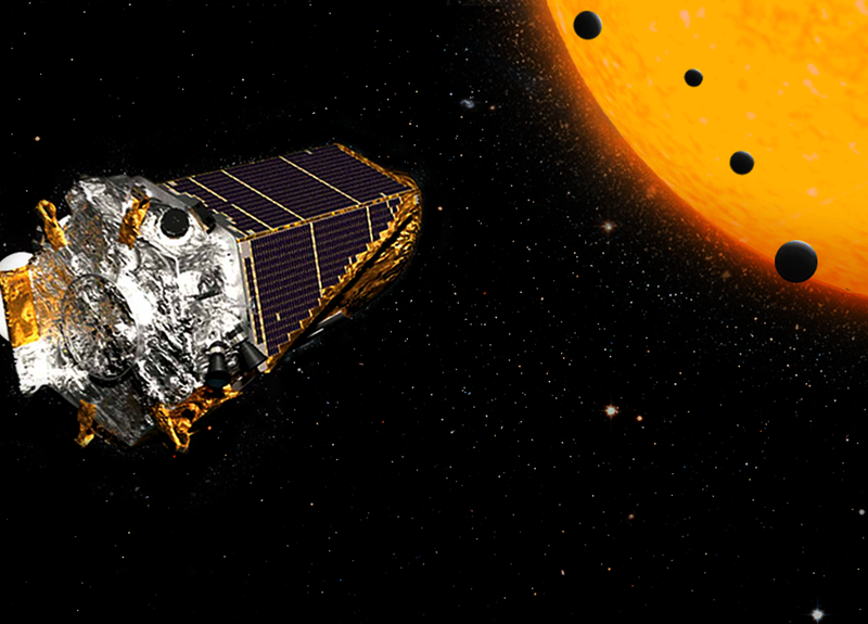 Kepler and Exoplanets
