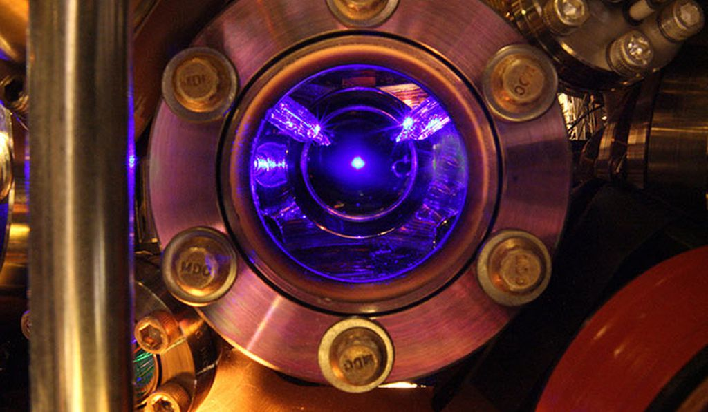 A strontium clock, unveiled by NIST and JILA in January, will keep accurate time for the next 5 billion years.