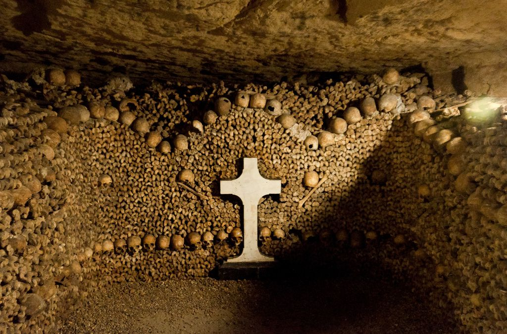 Image result for london catacombs horror