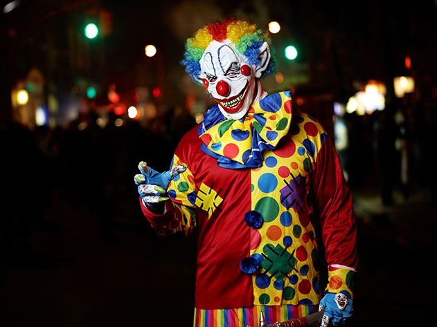 The History and Psychology of Clowns Being Scary Arts Culture