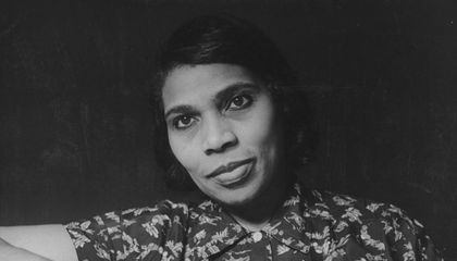 Explore the Newly Digitized Diaries and Letters of Marian Anderson