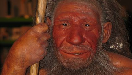 When Did Human-Neanderthal Hook Ups End?