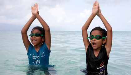 Third-Graders in the Maldives Discover the Beauty Beneath Their Seas