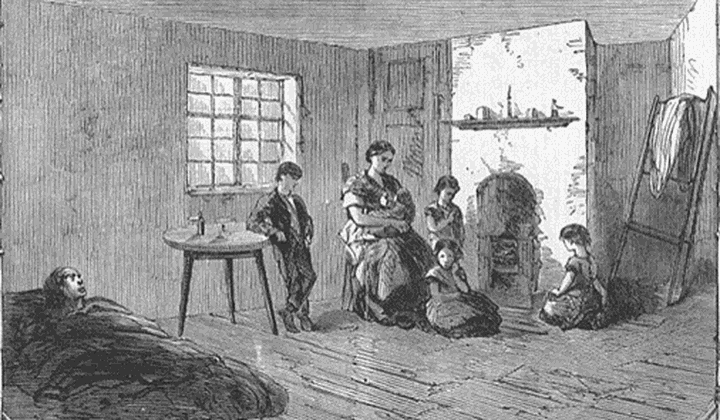 Discovering the Poetry of the U.K.'s Cotton Famine