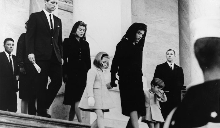 How Poetry Soothed a Nation in Mourning for JFK