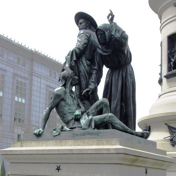 Controversial statue coming down in California