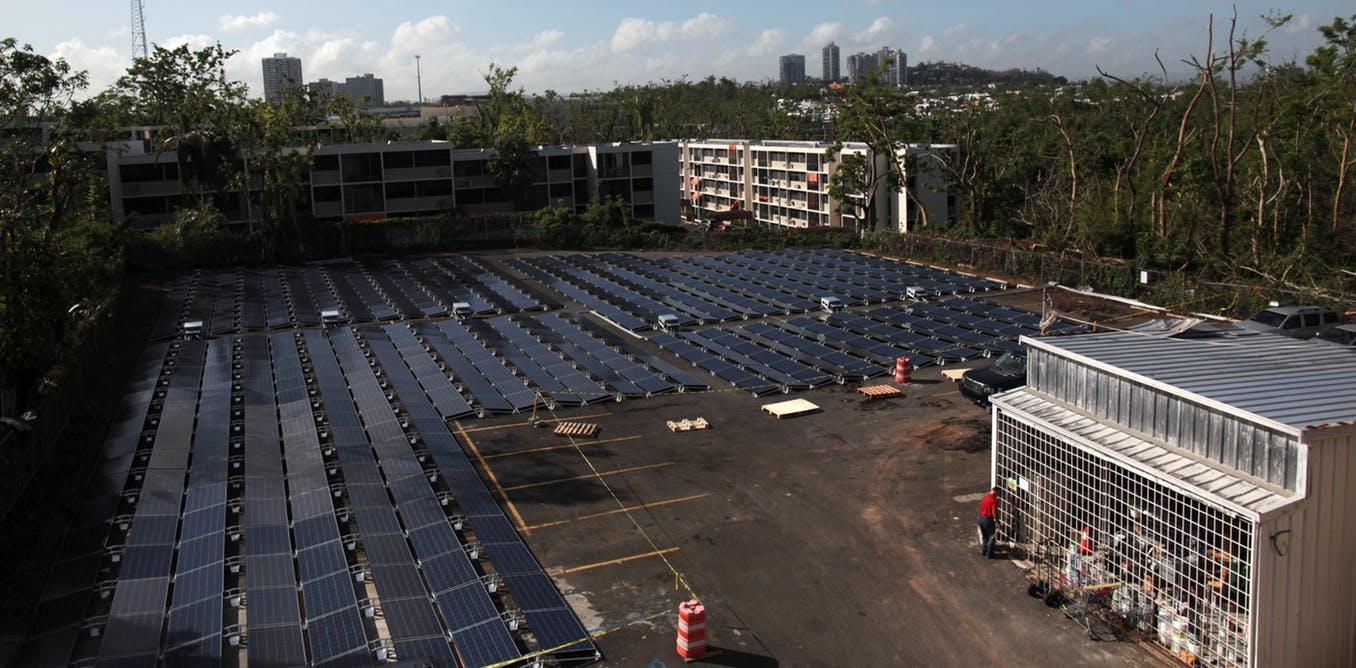 Why Puerto Rico's Power Can't Come From Solar 'Microgrids