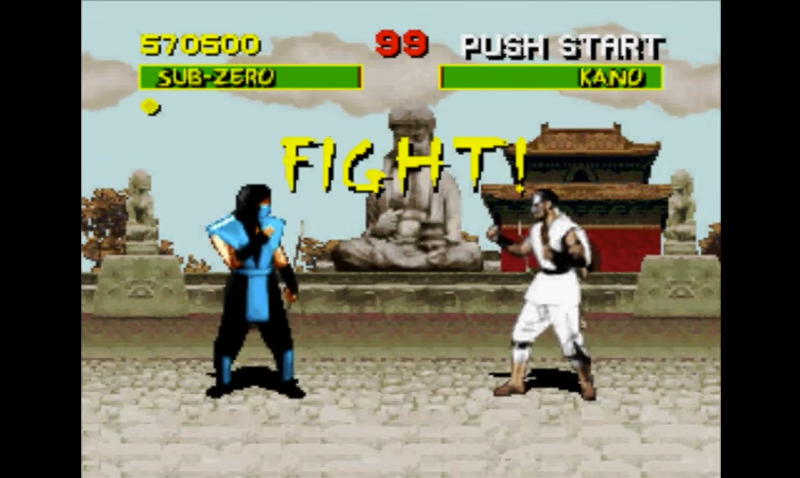 How Mortal Kombat Changed Video Games Smart News Smithsonian
