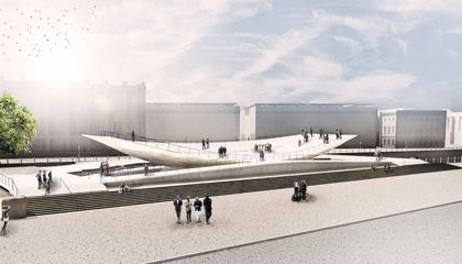 Germany Moves Forward with Controversial Monument to Reunification