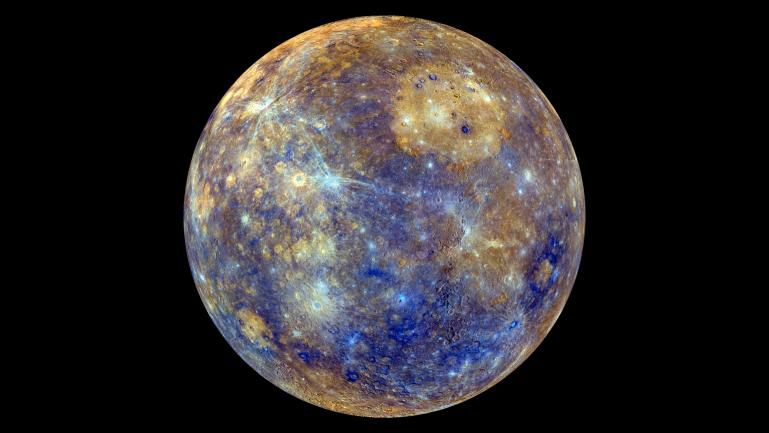 Image result for Mercury Helps Reveal Our Middle-Aged Sun's Secrets