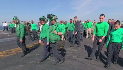 Life on an Aircraft Carrier