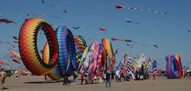 Image result for kite festival long beach wa