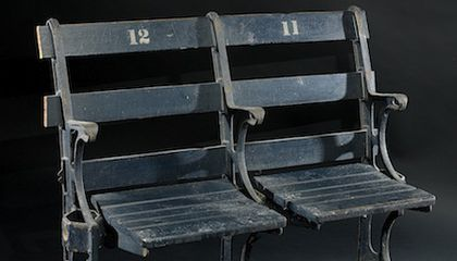 Old Ebbets Field Opens One Hundred Years Ago Today