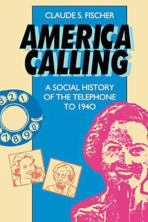 Preview thumbnail for video 'America Calling: A Social History of the Telephone to 1940