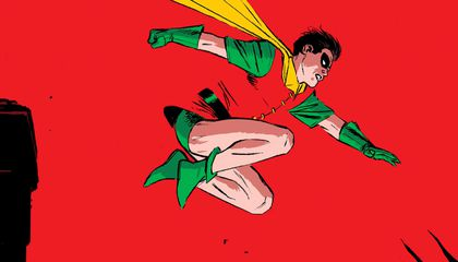 Celebrating the 80th Anniversary of Batman's Sidekick, Robin