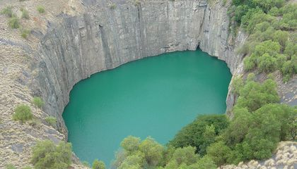 Peering Into Some of the World's Largest Mines