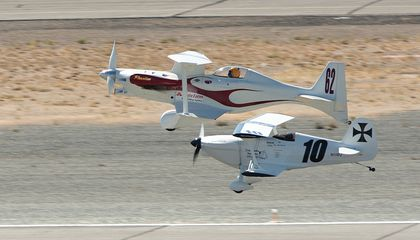 Racing's Fastest Biplane Is About to Face New Challengers