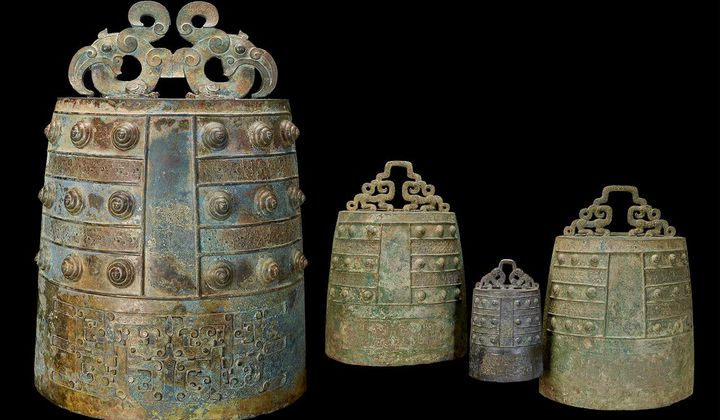 Rare Bronze Age Bells on View at the Sackler
