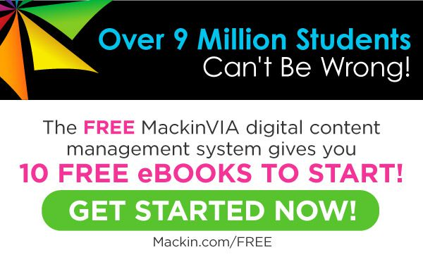 Tech & Learning Awards MackinVIA Best of Show at ISTE 2016