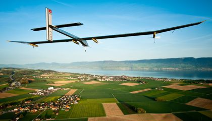 Solar Impulse: One Giant Leap for Green Energy