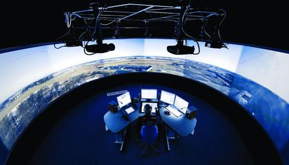 Remote Viewing Could Revolutionize Air Traffic Control