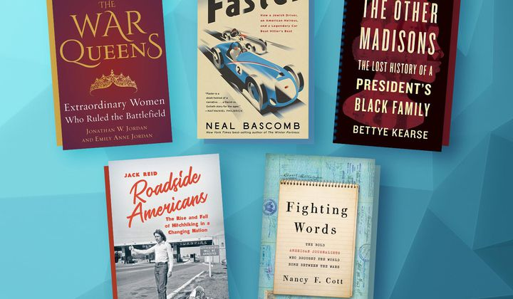 Five New Nonfiction Books to Read This Week