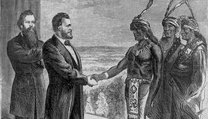 Ulysses Grant's Failed Attempt to Grant Native Americans Citizenship