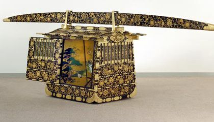 A Japanese Princess Gets Her Royal Due at the Sackler Gallery