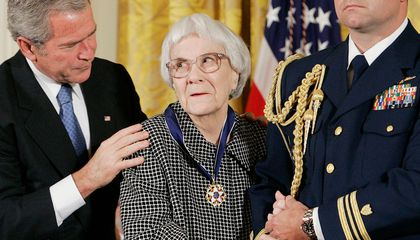 "Harper Lee is Releasing A Sequel to ""To Kill A Mockingbird"" in July"