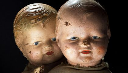 The History of Creepy Dolls