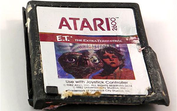 Video game found in trash going to Smithsonian