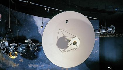Forty Years Later, the Voyager Spacecraft Remain Beacons of Human Imagination