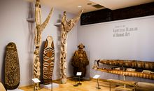The American Museum of Asmat Art at the University of St Thomas