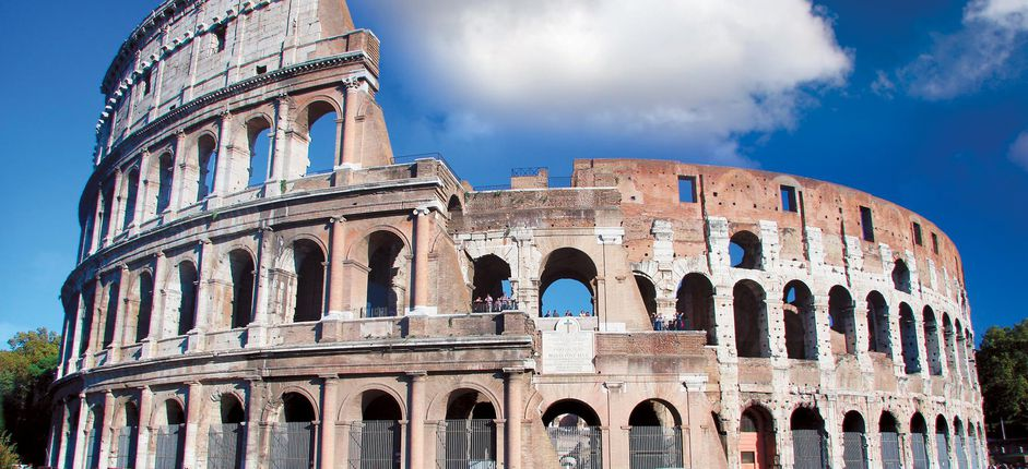 Rome <p>Immerse yourself in two millennia of civilization in Rome, a city that is like a living museum. Here, the glories of ancient Rome, the Vatican, and centuries of architectural styles serve as a backdrop to modern Roman life.</p>